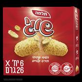 תלמה חטיפי שוגי קורנפלקס
